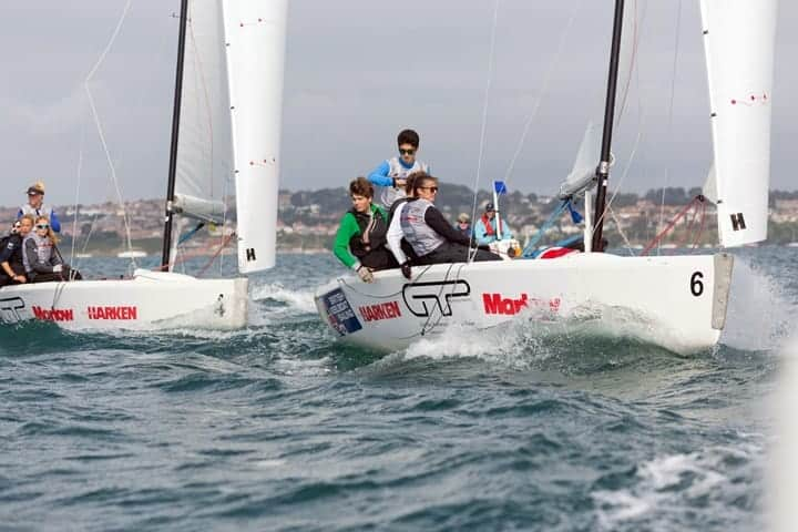 Photo for 2019 UK Youth Match Racing