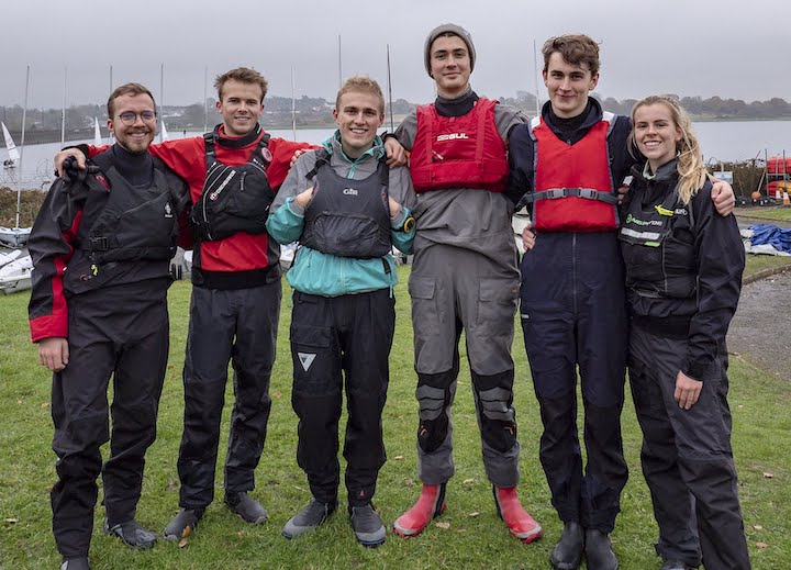 Cambridge Beige team at the Brummie Boom 2019
