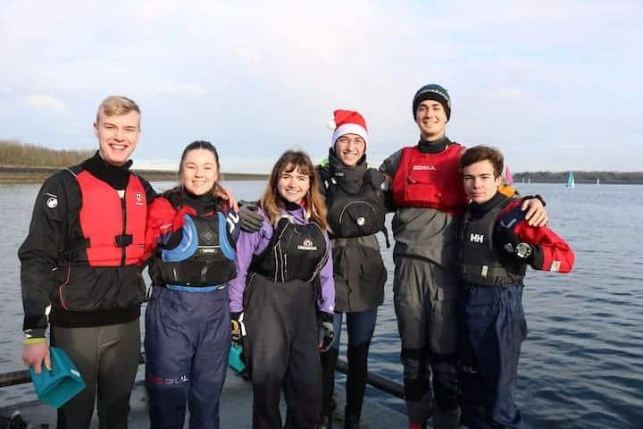 Cambridge Team at Loughborough Lemming 2019