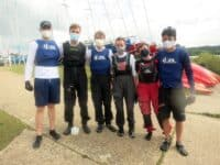 Cambridge team photo